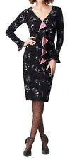 "LEONA EDMISTON RUBY Avery ""Mr Gatsby"" Dress Size 6 AU 18 - 20 Long Sleeves BNWT"