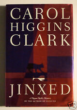 JINXED: Regan Reilly Mystery 6, SIGNED by Carol Higgins Clark, Los Angeles PI