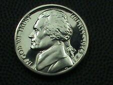 États-unis 5 Centimes 1973 S Preuve