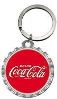 Coca Cola Redondo Llavero (Na )