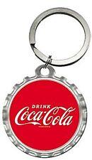 Coca Cola Rund Schlüsselring (Na )