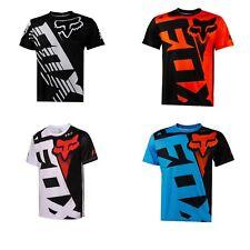 Fox T-shirt Premium Tshirt Basic Fox Tee Hurley Moto Cross Racing Mens