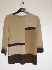 M&S St Michael Ladies 50% wool Sweatwear Jumpers Size 8