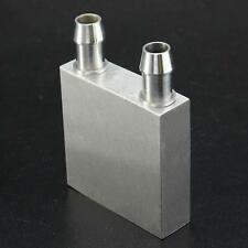 Aluminum Water Cooling Block 40*40mm for Liquid Water Cooler Heat Sink System Si
