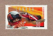 GILLES VILLENEUVE = FORMULA 1= F1 = FERRARI T-3  MNH Canada 1997 #1648
