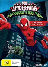 The Ultimate Spider-Man - New Sinister Six