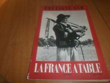 Bretagne Sud, la France à table n°83, mars 1960 (12)