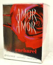 Amor Amor by Cacharel  Perfume  100ml Eau De Toilette EDT Spray  NEW & SEALED