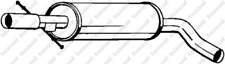 Mittelschalldämpfer für Abgasanlage BOSAL 105-111