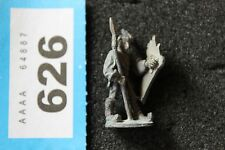 Citadel Miniatures High Elf with Spear and Shield Elves First Edition 1980s OOP