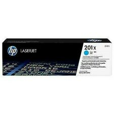 HP 201X LASERJET CYAN ORIGINAL TONER CARTRIDGE