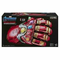Hasbro Marvel Legends Series Avengers Iron Man Nano Gauntlet Electronic Hasbro