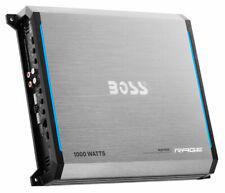 Boss Audio Rgf1000 4 Channel 1000 Watt Car Stereo Amplifier Speaker/Sub Ab Amp