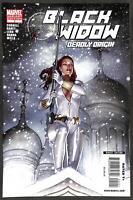 Black Widow: Deadly Origin #2 1:10 Adi Granov White Suit Variant
