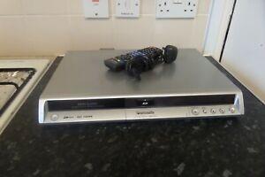 Multiregion Panasonic DMR-EX75 DVD Recorder 160GB HDD - FREEVIEW - HDMI - SD