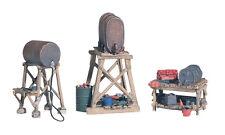 3 Fuel Stands Model Trains HO D212 - Woodland Trackside or Rural setting GST5