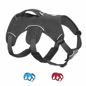 Ruffwear Web Master Adjustable Padded/Reflective Trim Dog Harness