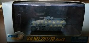 Dragon Armor 60337 Sd Kfz 251/10 Ausf C scale 1:72