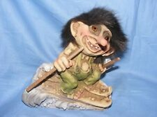 Ny Form Nyform Troll Skiing Norway Collectable Norwegian T214