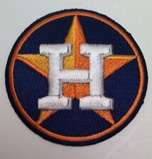 "Houston Astros Baseball club Vintage Embroidered Iron On Patch  3"" X 3"""