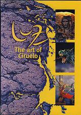 LUZ, THE ART OF CIRUELO Illustrazioni di fantascienza e fantasy Bast Edit. 1997