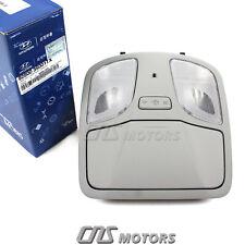 ⭐OEM⭐ Overhead Console Dome Light Gray for 2011-2015 Hyundai Sonata 928003S001TX