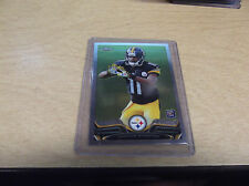 MARKUS WHEATON 2013 TOPPS CHROME #94 RC CARD STEELERS