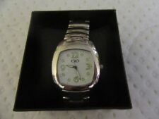 Mens Aerial S.S. watch. 30 mtrs.wr. Ex cond New Battery. Unused Item Perfect on