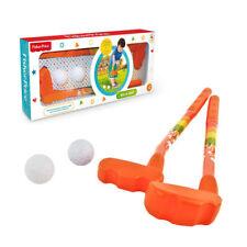 Juego Golf para Niños Minigolf Juguete Niño Niña 2 Palos 2 Bolas Nuevo