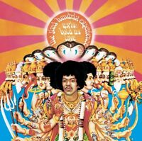 Jimi, The Experience Hendrix - Axis: Bold As Love [CD]