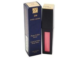 ESTÉE LAUDER PURE COLOR ENVY LIQUID LIP POTION #230 WICKED SWEET #NEW IN BOX