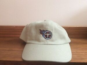 NEW W/O TAGS NFL TENNESSEE TITANS ADJUSTABLE BALL CAP