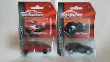 MAJORETTE NEW OUT PREMIUM CARS A MERCEDES-BENZ A-CLASS,AND A RENAULT MEGANE,MIB.