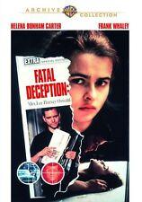 FATAL DECEPTION : MRS. LEE HARVEY OSWALD(1992) Region Free DVD - Sealed