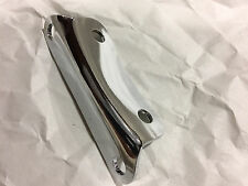 harley big twin 36-57 battery tray oil tank fender brkt chrome paucho 62585-36