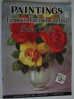 PAINTINGS BY THE FAMOUS FRENCH ARTIST ROBERT DUFLOS BOOK 131 WALTER FOSTER