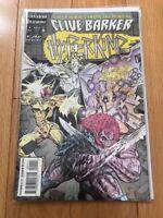 Hyperkind #1 Thermakk Clive Barker Razorline Cullins Foil Embossed Cover NM-