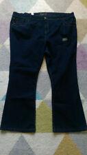 Evans Cotton Plus Size Women's Bootcut Jeans