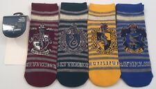 Primark Señoras equipos de casa de Harry Potter Raya Calcetines Entrenador Forro de calzado 4 UK 4-8