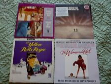 LP(4) SOUNDTRACK LOT EX