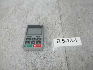 Yaskawa Jvop-180 Rev:H Control Unit For Frequency Converter