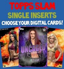 Topps Slam - 2020 Various inserts and sets, choose your DIGITAL card!