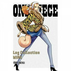 ONE PIECE Log Collection MINK 4-DVDs Region 2/NTSC Japanese with Tracking