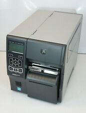 Zebra ZT410 ZT41042 Thermodrucker / Labeldrucker / Etikettendrucker Akt Firmware