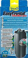 Tetra EasyCrystal 300 Aquarium Internal Filter for Crystal Clear, Healthy Water