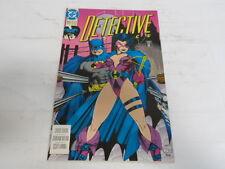 DC DETECTIVE COMICS #653 NOV.1992 7431-2 (337)