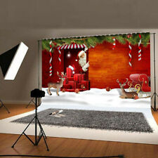5x7ft Christmas Vinyl Photo Backdrops Photography Background Studio Prop