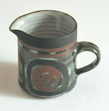 Vintage-Briglin-Milk Jug-Great Retro-'Look' and Appeal-Scroll Decoration