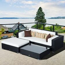 Outsunny Aluminium Up to 4 Seats Garden & Patio Furniture Sets