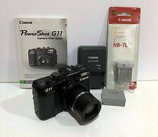 Canon G11 digital power shot camera ..needs repair